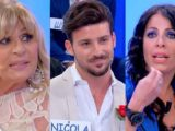 Uomini e Donne, Gemma Galgani, Sirius e Valentina
