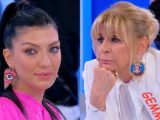 Uomini e Donne, Gemma Galgani e Giovanna Abate