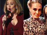 Adele prima e dopo