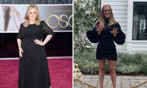 Adele irriconoscibile, capelli ricci e magrissima: assomiglia a … [FOTO]