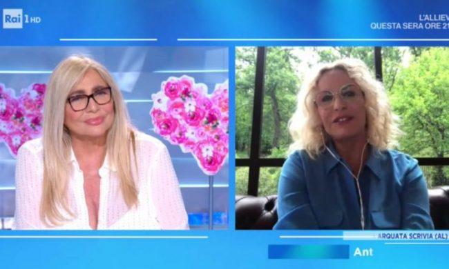 Domenica In, Antonella Clerici e il suo ritorno in TV: torna nelle vesti di giornalista?