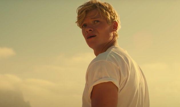 Chi è Tom Rhys Harries, l'attore che interpreta Axel Collins in White Lines?