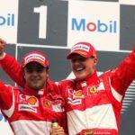 Michael Schumacher: le sue condizioni raccontate dall'amico Felipe Massa