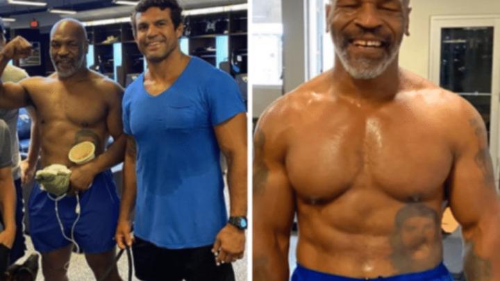 Il segreto di Tyson è lo stesso di Ronaldo: le 'staminali' per tornare in forma