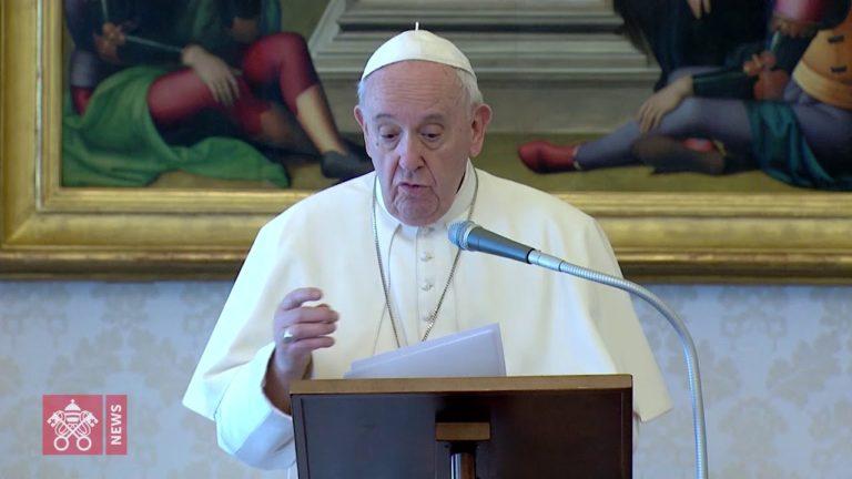 Domenica 24 maggio 2020, il vangelo del giorno e le parole del Papa nel giorno in cui si celebra l'Ascensione di Gesù