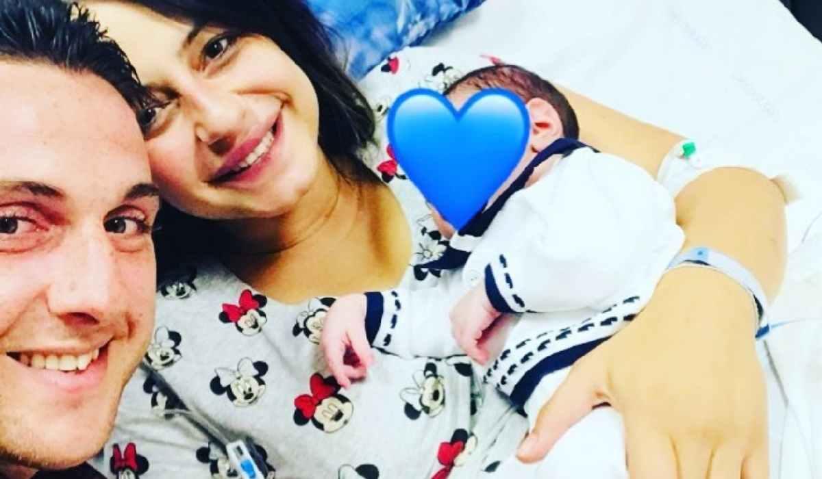 Anna Munafò ha partorito