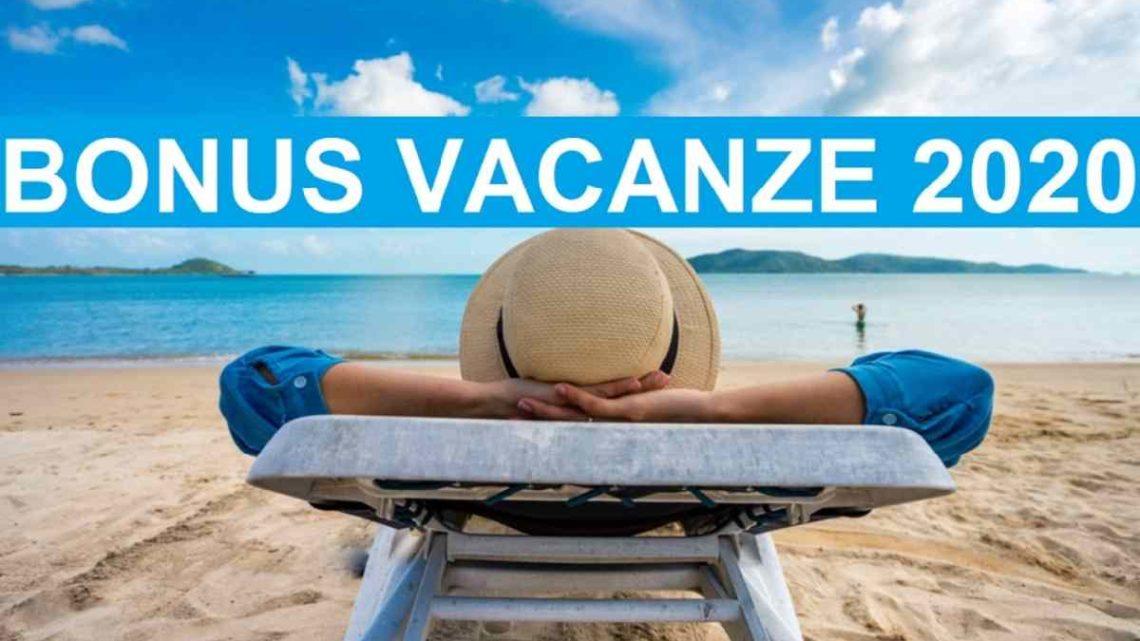 Bonus vacanze: chi può ottenerlo, come funziona e come fare per richiederlo