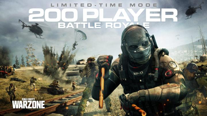 Call of Duty: Warzone, da oggi lobby da 200 giocatori in modalità Quad