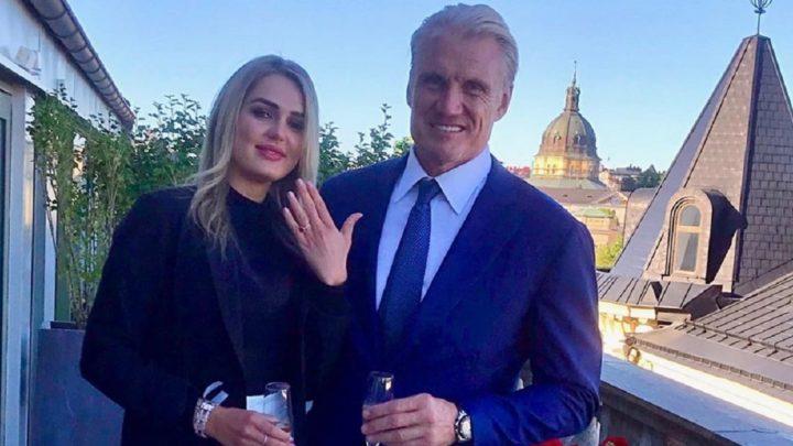 Dolph Lundgren deriso sui social per la fidanzata: l'ex Ivan Drago ha 62 anni, lei invece 24