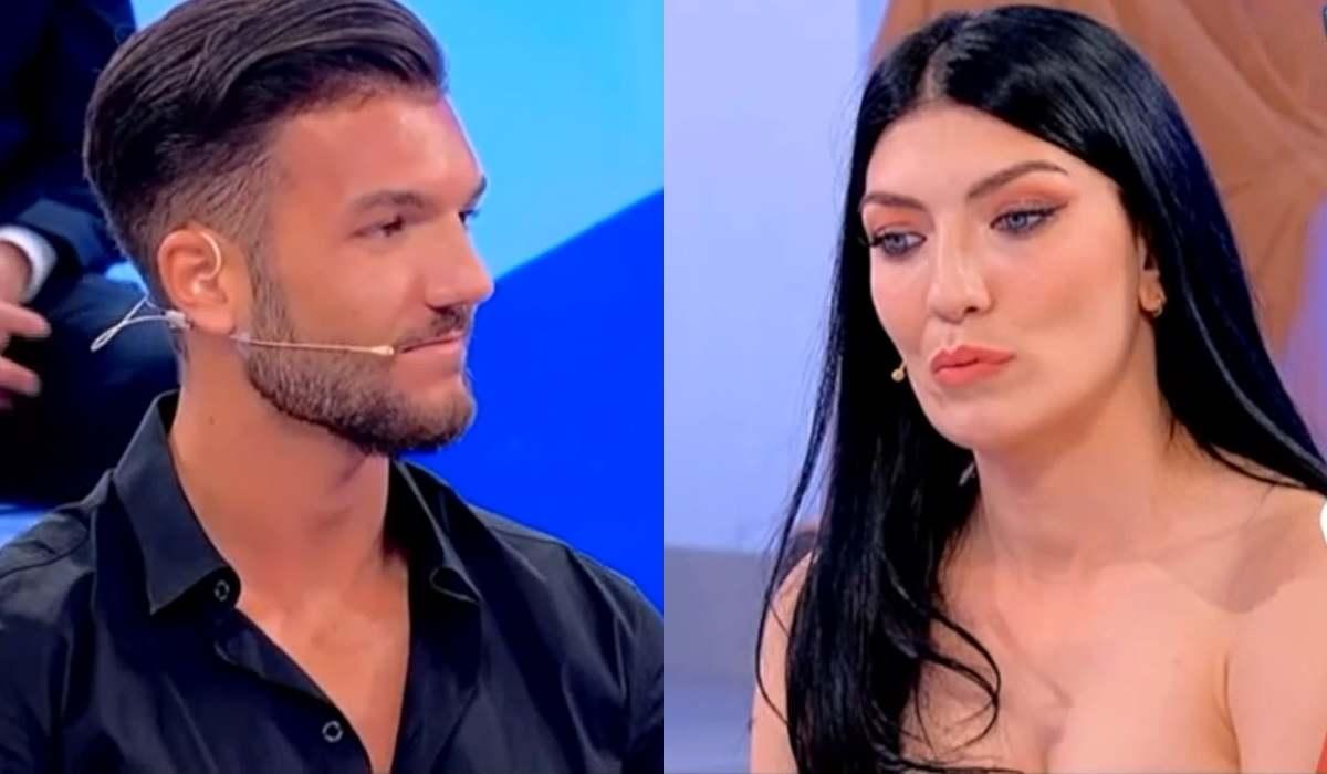 Giovanna Abate e Davide Basolo