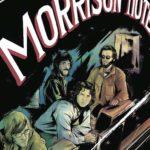 Doors, in arrivo il fumetto per i 50 anni di 'Morrrison Hotel'