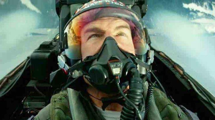 'Top Gun: Maverick', Cruise fa mangiare polvere alla troupe – VIDEO