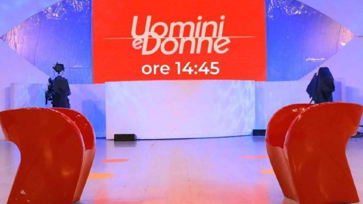 Uomini e Donne, oggi: in onda la scelta di Giovanna Abate