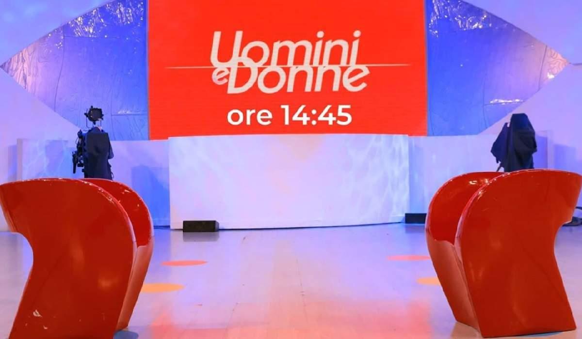 Uomini e Donne, scelta Giovanna Abate