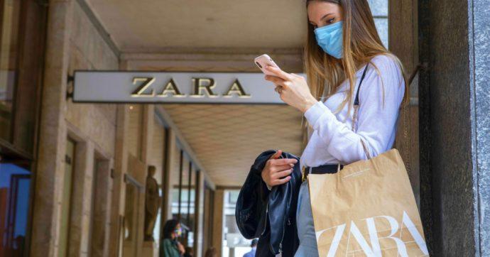 Il coronavirus fa un'altra vittima: questa volta è il negozio Zara