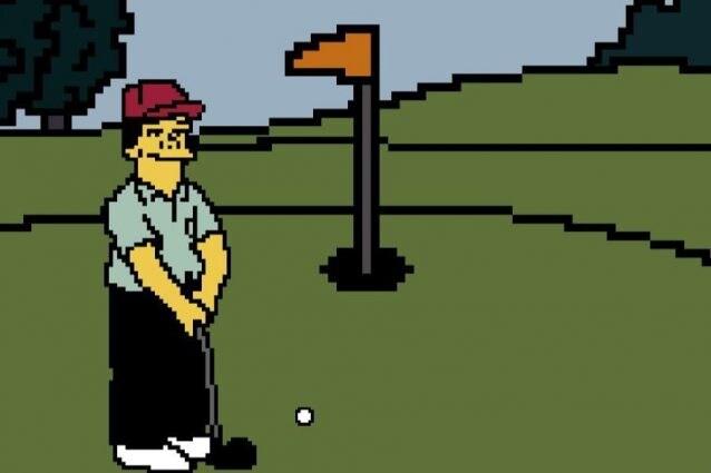 Ammazza che Mazza, l'iconico videogioco dei Simpson è finalmente diventato realtà