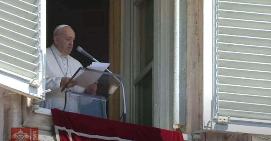 Domenica 7 giugno 2020, il vangelo del giorno e le parole del Papa nel giorno della Santissima Trinità