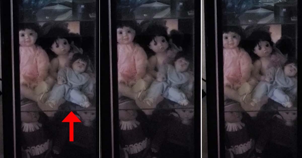 bambola posseduta