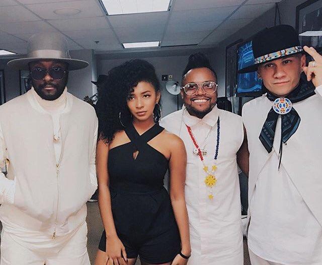 Chi è J Rey Soul, la voce femminile dei Black Eyed Peas che ha sostituito Fergie?