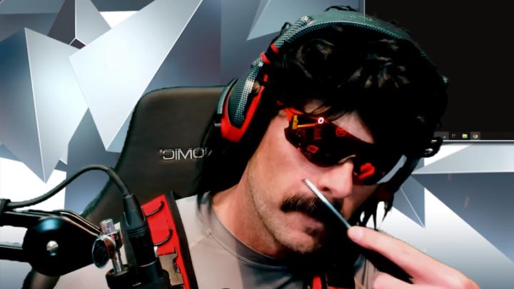 Dr Disrespect bannato per sempre da Twitch?