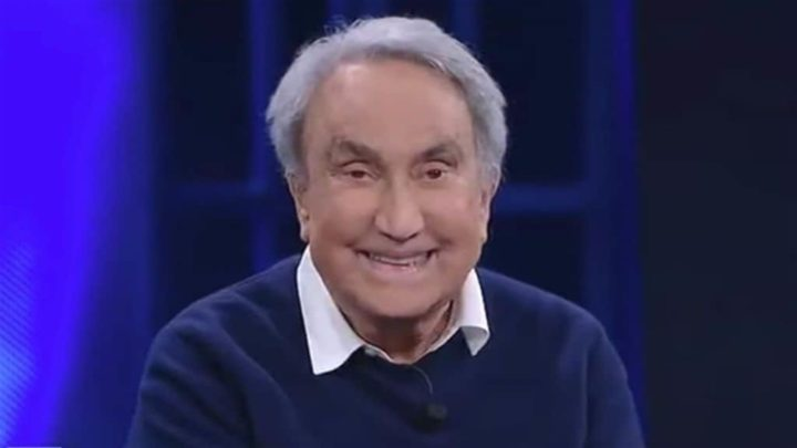 Evade dai domiciliari per festeggiare l'89esimo compleanno, Emilio Fede arrestato a Napoli