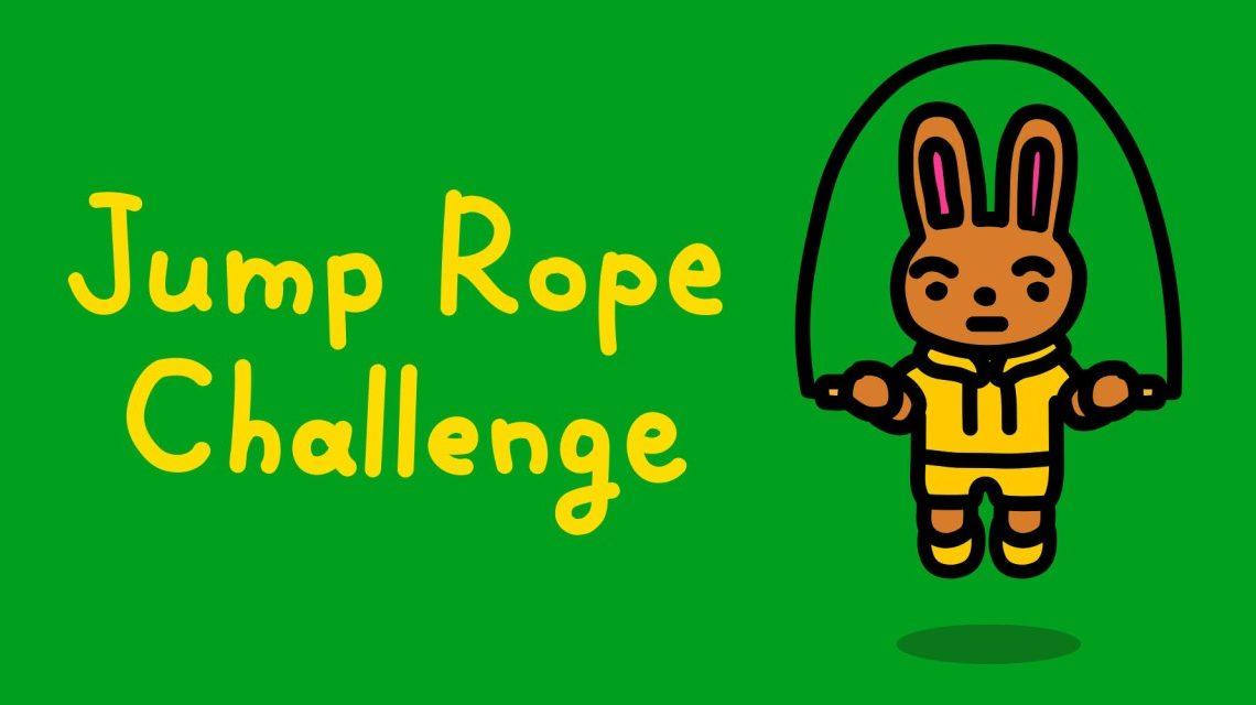 Jump Rope Challenge, il nuovo gioco gratuito Nintendo per tenersi in forma