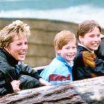 L'eredità  e i tesori che Lady Diana ha lasciato ai suoi figli: i tabloid fanno i conti in tasca ai principi