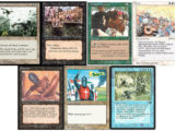 Magic carte bandite