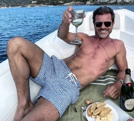 Chi è Paolo Conticini, modello divenuto attore grazie a De Sica