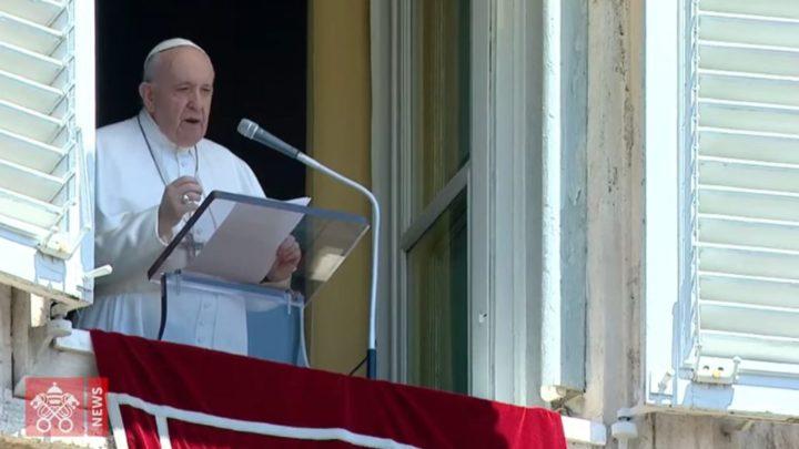 Domenica 28 giugno 2020, il vangelo del giorno e le parole del Papa durante l'Angelus