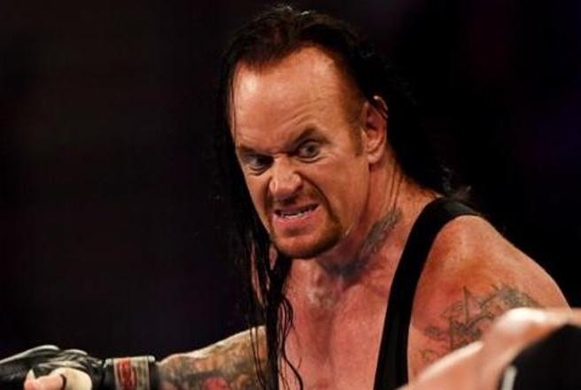 undertaker wrestling ritiro