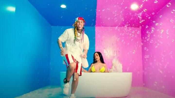 YAYA è il terzo singolo dall'uscita del carcere di 6ix9ine – VIDEO e TESTO