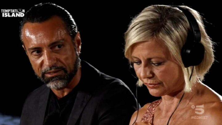 """Temptation Island, Antonella Elia lascia Pietro: """"Ti amo ma mi fai schifo"""""""