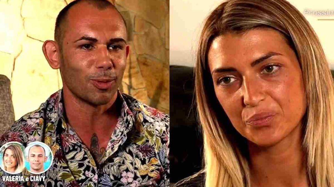 Anticipazioni Temptation Island, terza puntata: Ciavy chiede il falò di confronto con Valeria
