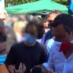 Chi è Leon Pappalardo, il figlio di Selvaggia Lucarelli, protagonista di un battibecco con Salvini?