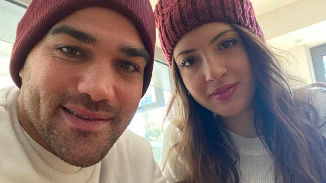 Nando Colelli diventerà padre: l'ex gieffino su Instagram mostra il pancione di Sara