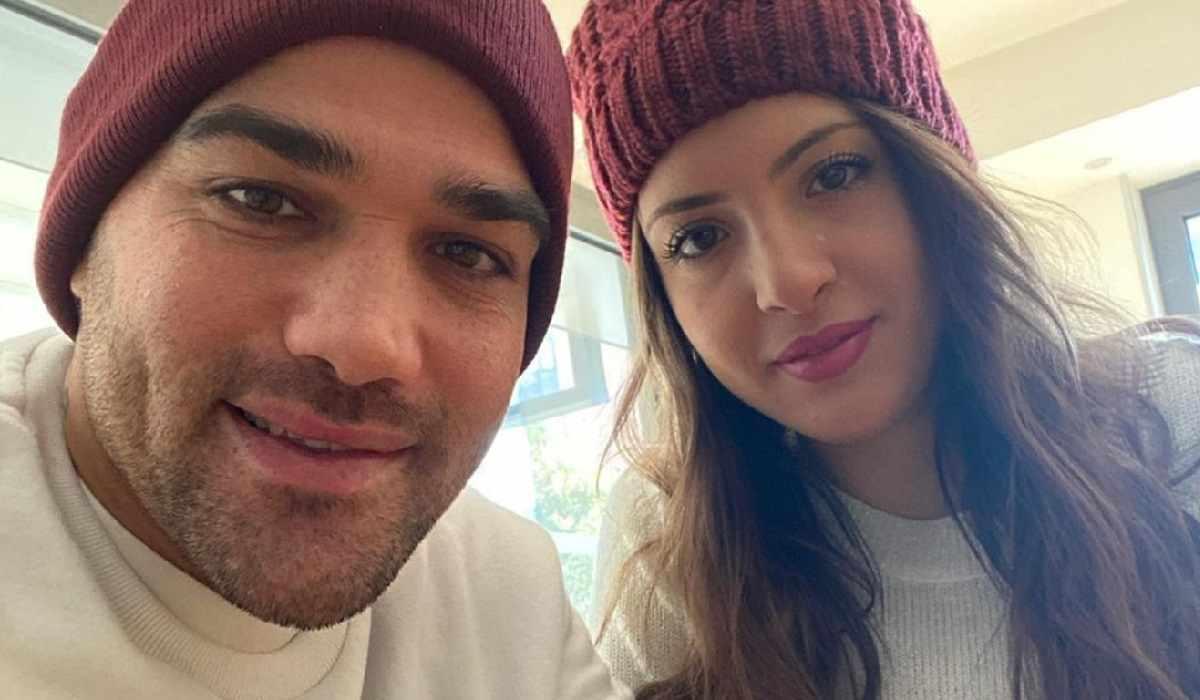 Nando Colelli e Sara