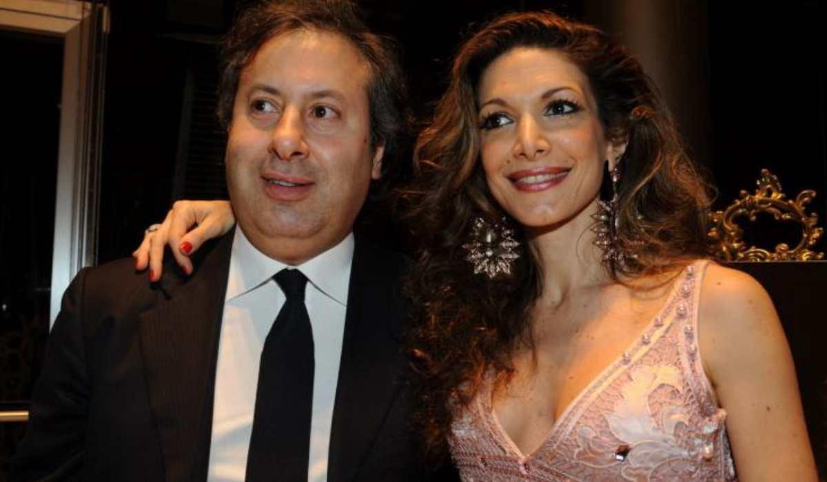 Salvatore Paravia e Maria Monsè