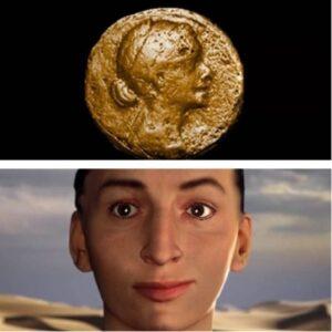 Cleopatra come non ce l'aspettavamo: ritrovate vecchie monet