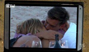 Temptation Island, Valeria e Alessandro si sono baciati? I t