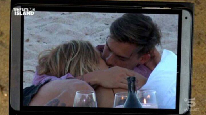Temptation Island, Valeria e Alessandro si sono baciati? I telespettatori rimangono delusi