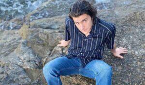 Chi è Vittorio Magazzù, l'attore che interpreta Leonardo fig