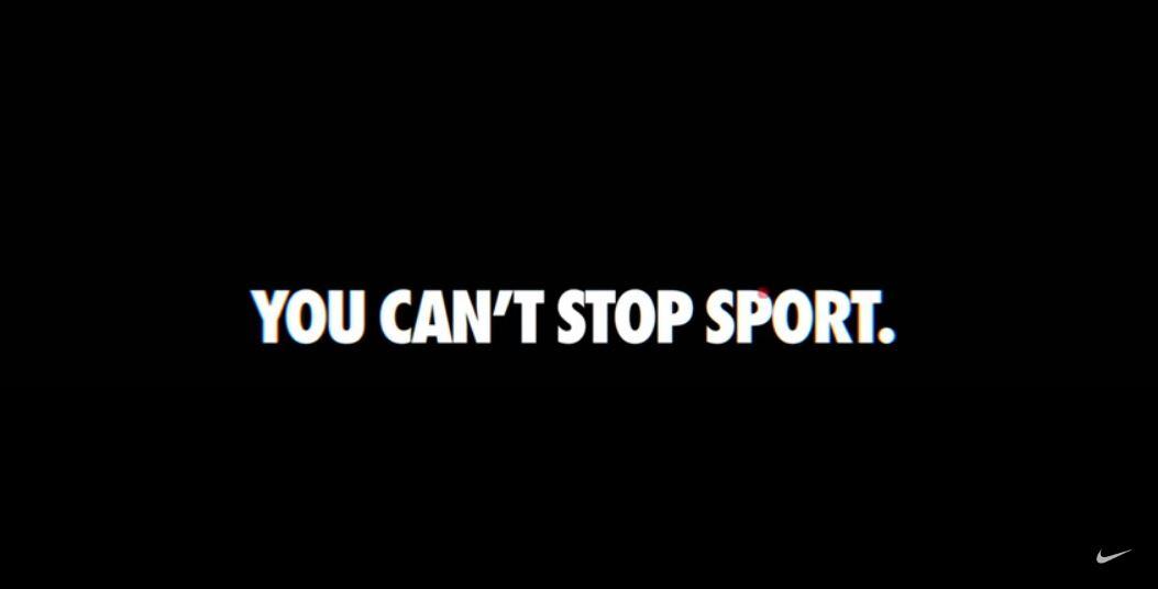 You can't stop us, la nuova pubblicità Nike è virale – VIDEO