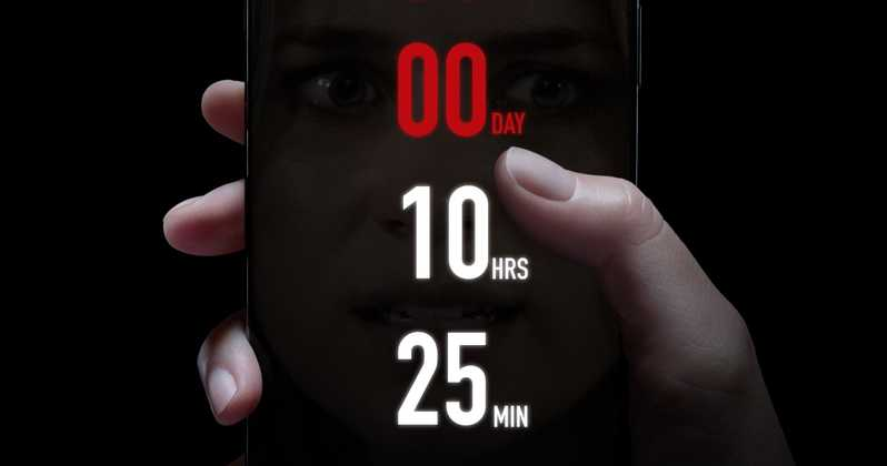 La app Countdown