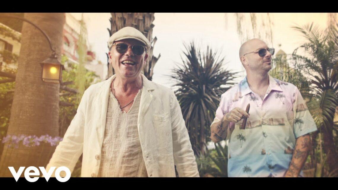 Como suena el corazón, Gigi D'Alessio e Clementino provano a fare il tormentone – VIDEO