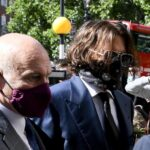 """Johnny Depp a processo contro il Sun. L'attore ammette: """"Ho fatto provare la cannabis a mia figlia"""""""