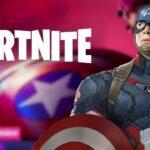 La giustizia su Fortnite:  in arrivo Capitan America