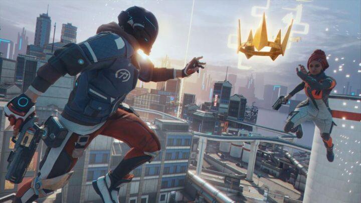 Hyper Scape, il nuovo battle royale di Ubisoft promette fuoco e fiamme