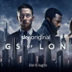 Gangs of London prima stagione su Sky Atlantic: anticipazioni trama e cast