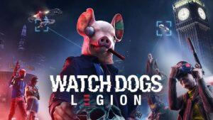 Watch Dogs Legion: milioni di personaggi giocabili… tutti ug